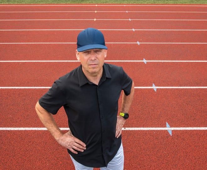 Coach Rick Muhr has been training marathon runners for 25 years.