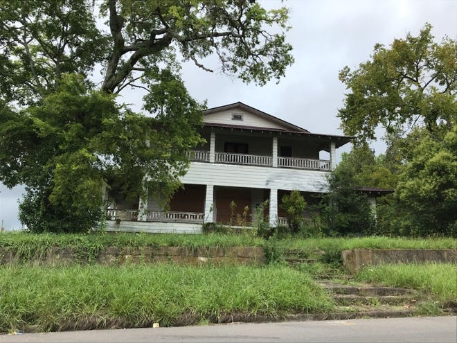 The history of this house at 314 N. Third St. may be uncertain, but city leaders have taken its potential historic significance into consideration in tabling a motion to abate the nuisance property.