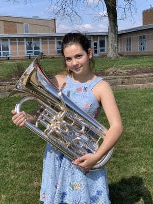 Ezrin Flowers-Carrier has been accepted as a full-time student at Interlochen Arts Academy.
