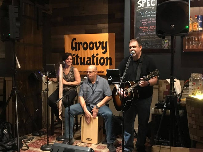 Playing hits from the '60s and '70s, the band Groovy Situation will perform at the free Music in the Barn concert at Adams Farm on Aug. 7.
