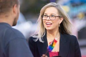 City of Reno Mayor Hillary Schieve