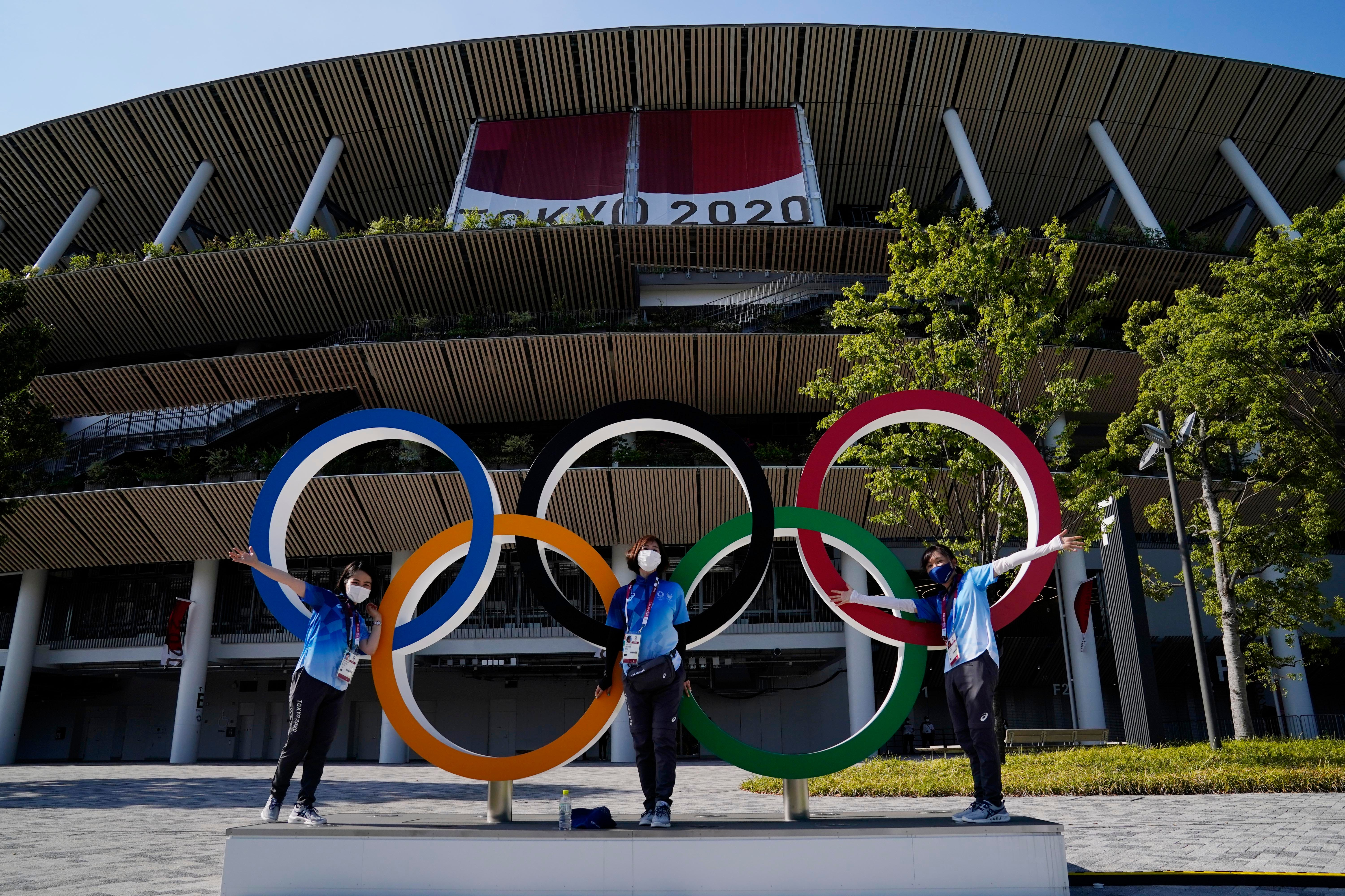 usatoday.com - , USA TODAY - Live from the Olympics opening ceremony: Latest news, updates from the scene in Tokyo