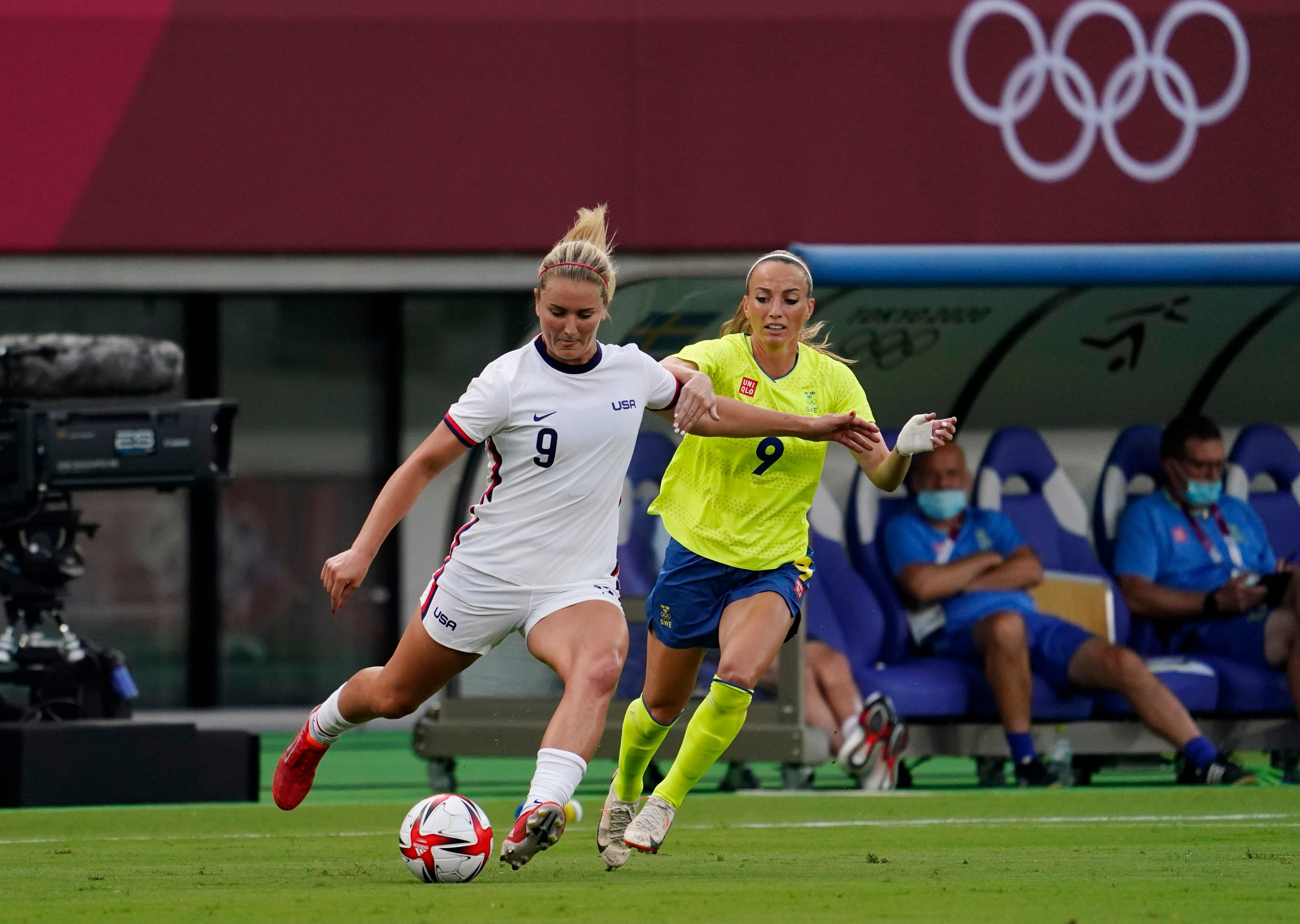 usatoday.com - Christian Ortega, USA TODAY - Saturday's Tokyo Olympics schedule: USWNT back on the pitch, 3x3 basketball and surfing make their debuts