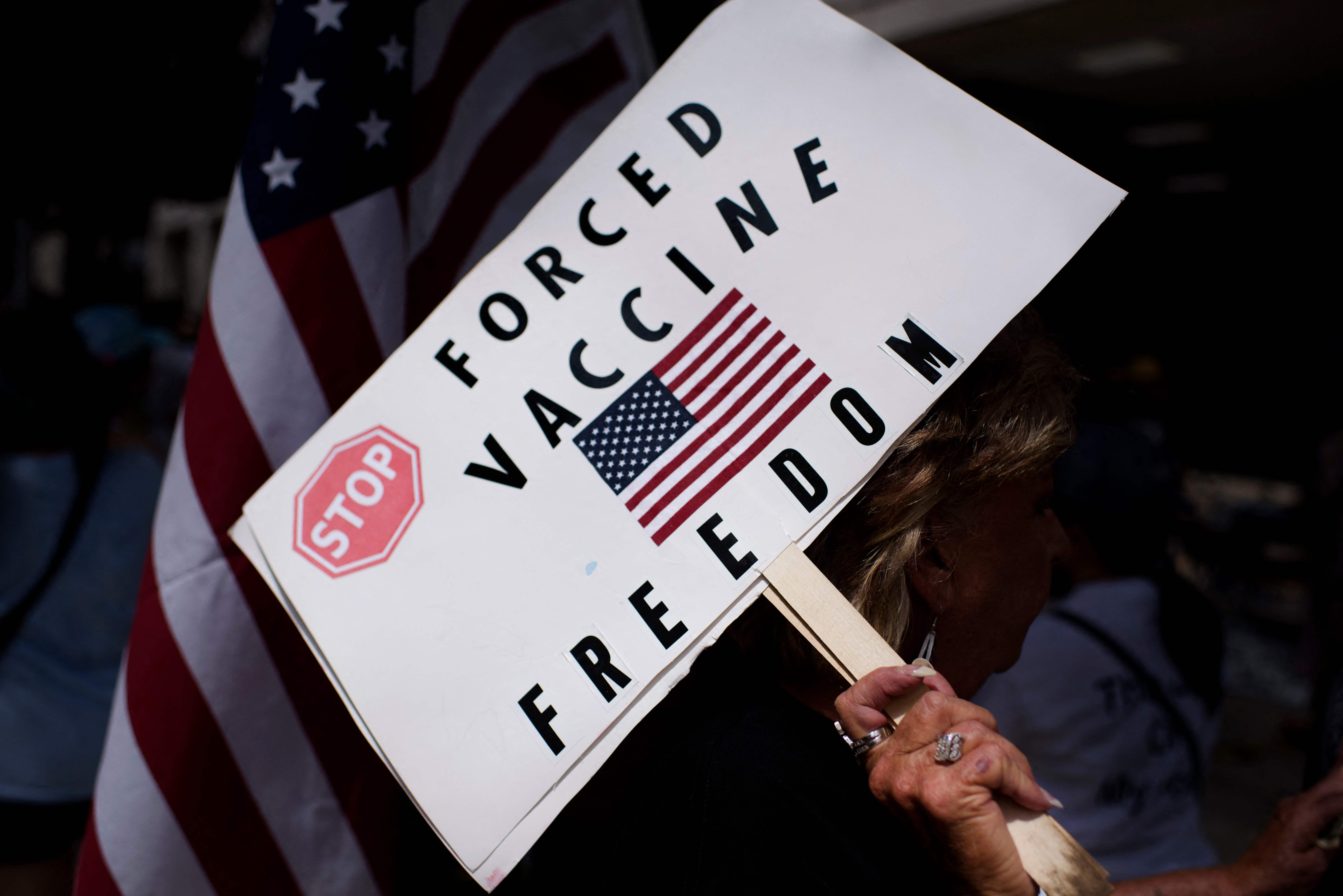 The days of vaccine lotteries are waning. Here come the mandates.