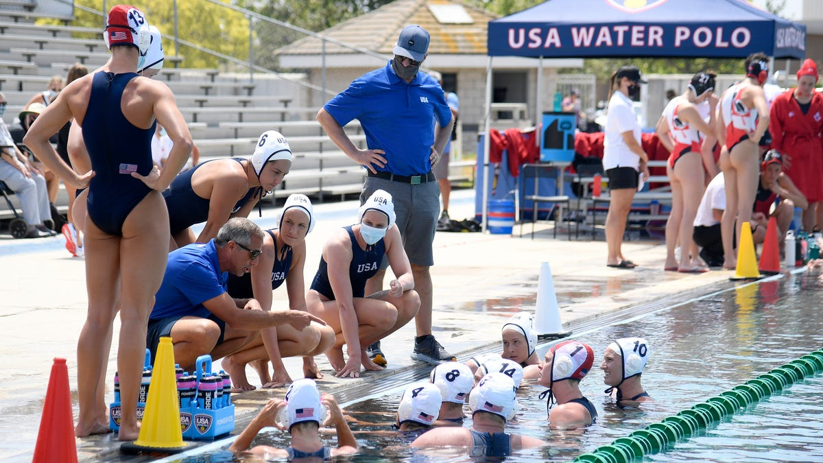 Silent retreat helped ready U.S. women's water polo team for Tokyo Olympics