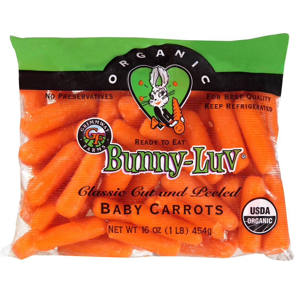 usatoday.com - Kelly Tyko, USA TODAY - Carrots recall: Grimmway Farms recalls O Organics, Bunny-Luv carrots for possible salmonella contamination