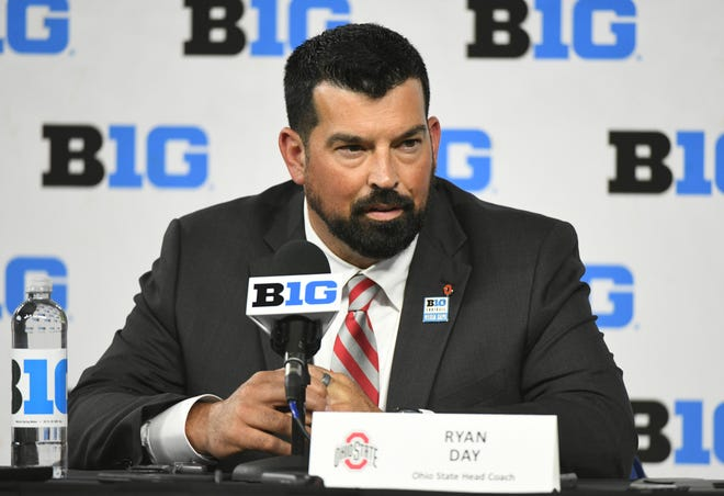 Ryan Day did not name a starting quarterback at Big Ten media days, but he did share what he is hoping for from the position.