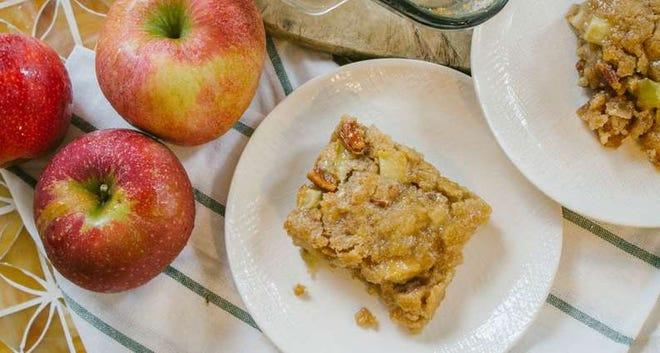 Namas Apple Cake