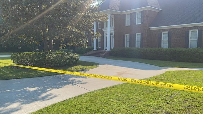 The New Hanover County Sheriff's Office is investigating a double homicide in the Middle Sound area.