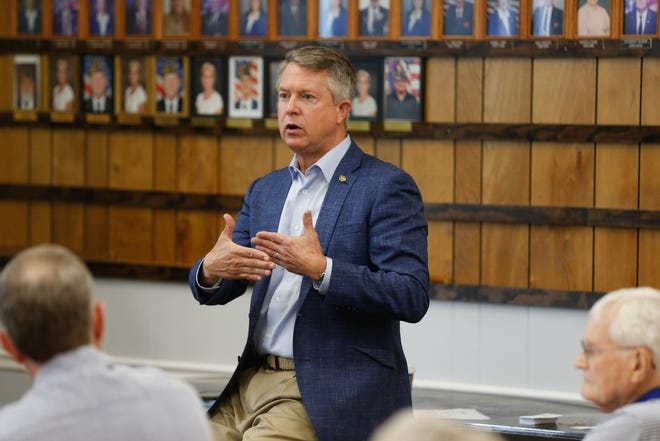 Sen. Roger Marshall has given opinions about the effectiveness of masks that are dangerous to his fellow Kansans.
