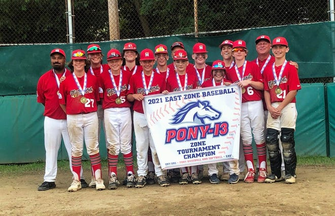 Hagerstown won the PONY 13U East Zone title to earn a spot in the World Series.