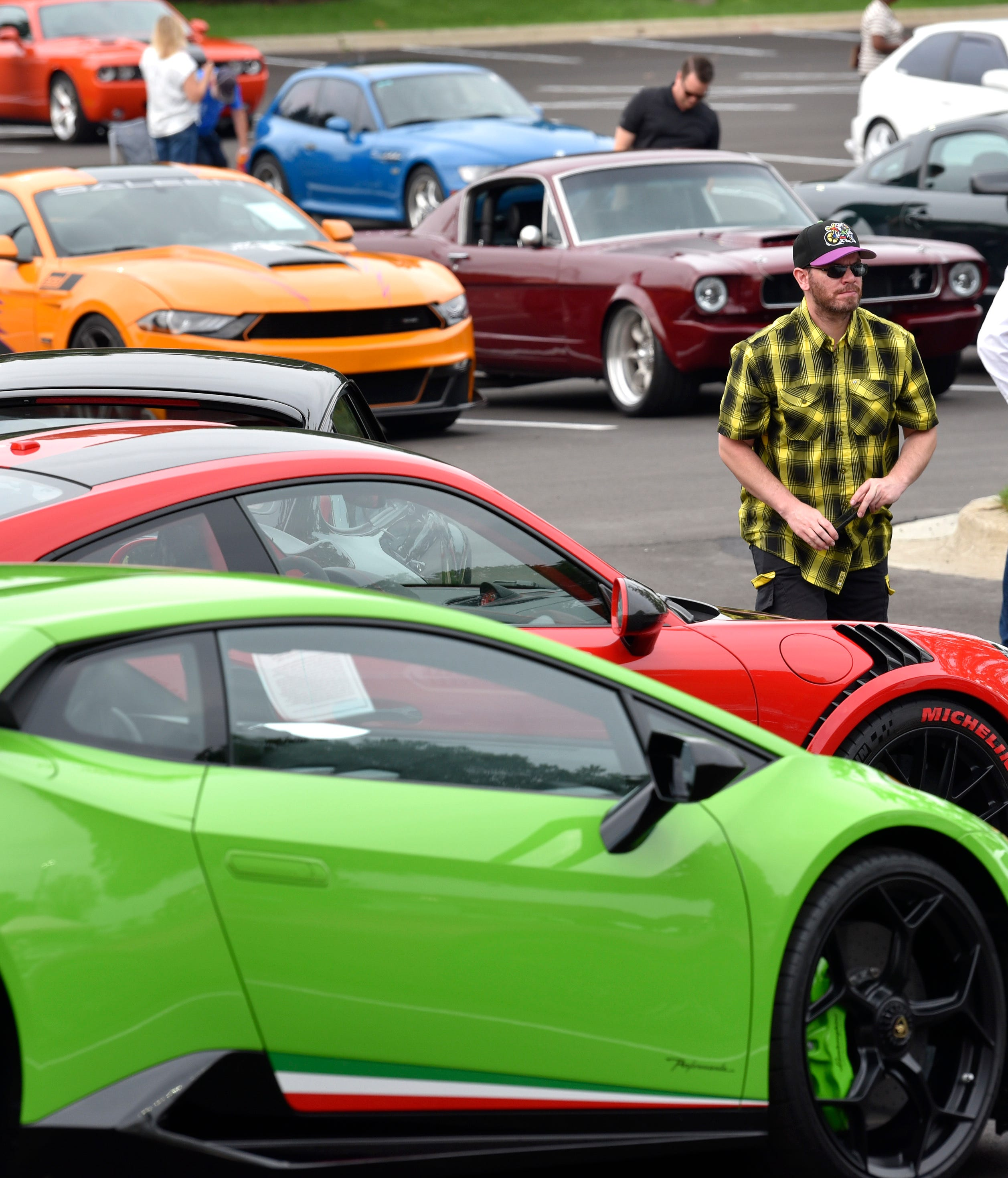 World-class vehicles on display as Concours d'Elegance returns