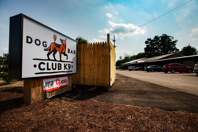 The newly-opened Club K9 is located at 9316 Taylorsville Road. July 24, 2021