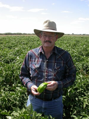 Marvin Clary, a retired agronomist and New Mexico State University alumnus, gave lectures in Soum Sanogo's popular plant disorders class from 2009 to 2015. He passed away in April 2021.