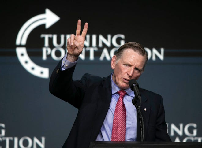 U.S. Rep. Paul Gosar wants House leadership to wear body cameras. It's a good idea that should extend to all members of Congress, including him.