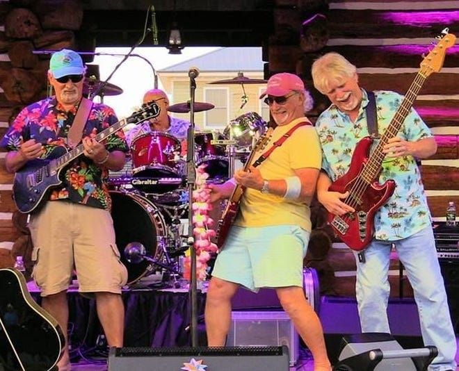 Florida's favorite Jimmy Buffett tribute band, Jason Webb and the Caribbean Chillers will perform at the Tallahassee Parrothead Phrenzy on Aug. 14.