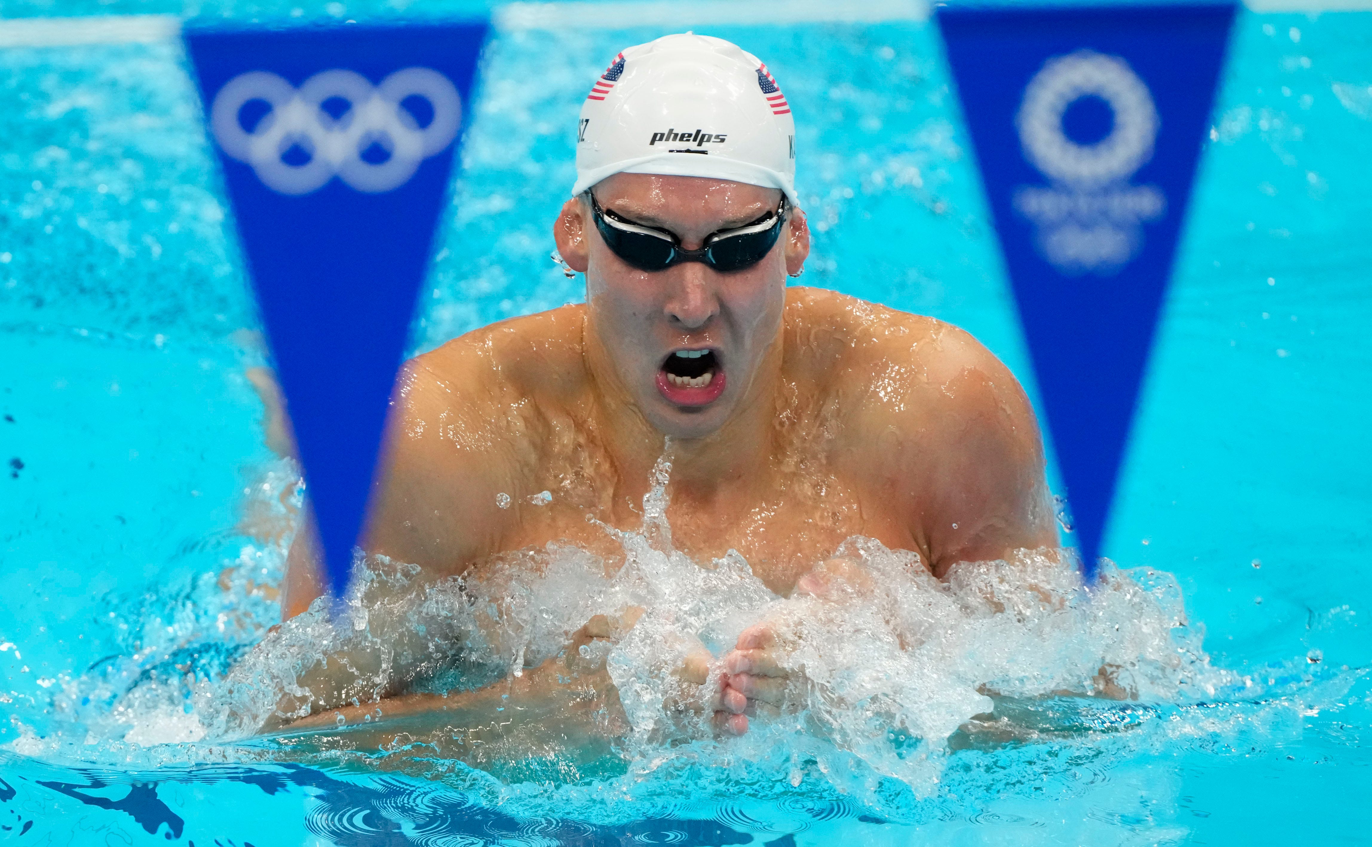 Team USA wins its first medals of the Tokyo Olympics: Swimmer Chase Kalisz takes gold in 400 IM