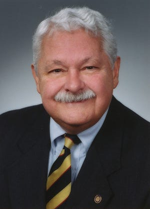 David R. Evans served 19 years on Newark City Council, then nine years in the Ohio House of Representatives.