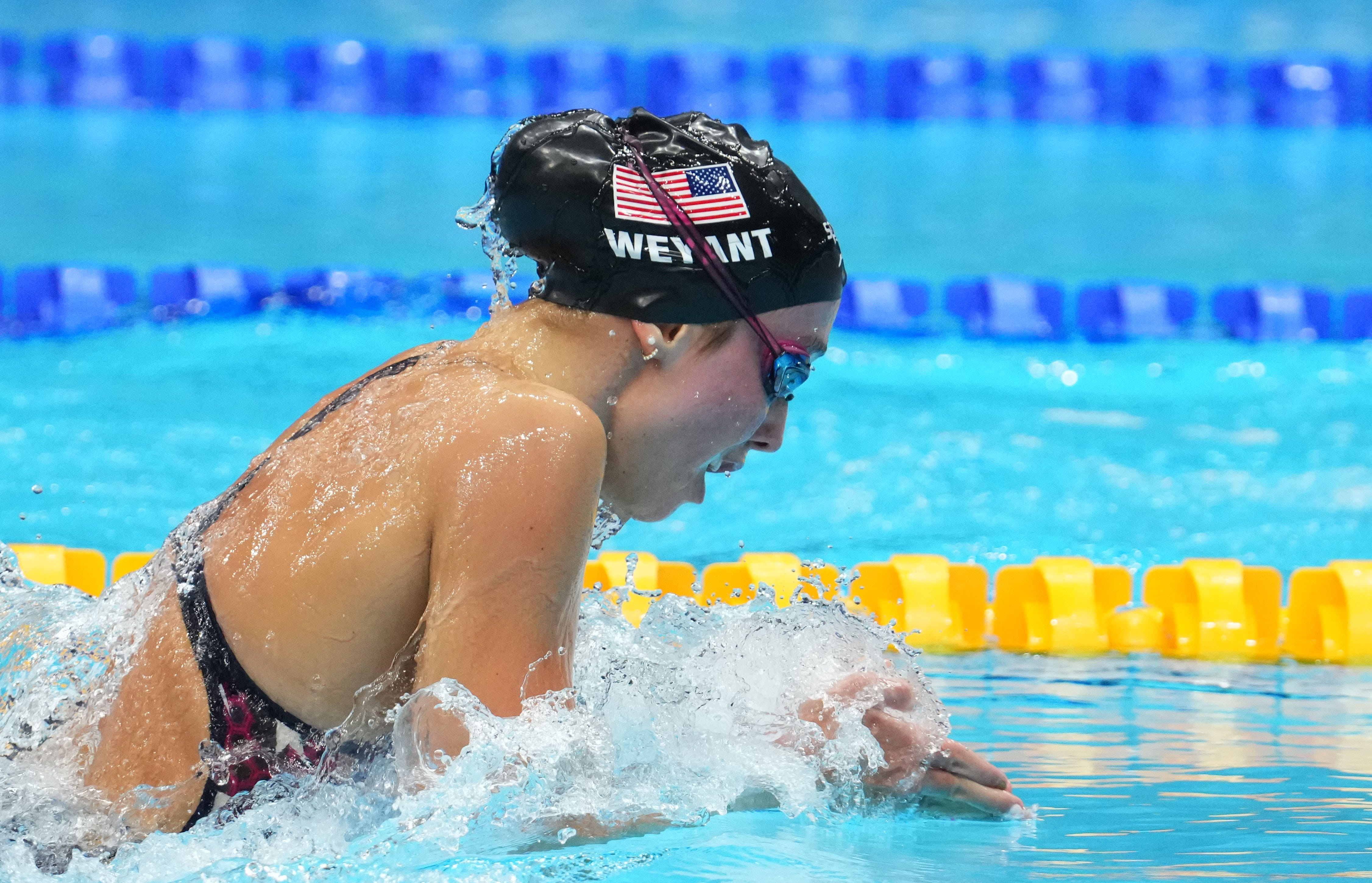 Emma Weyant Wins Silver Medal In 400 Im At Tokyo Olympics 2021
