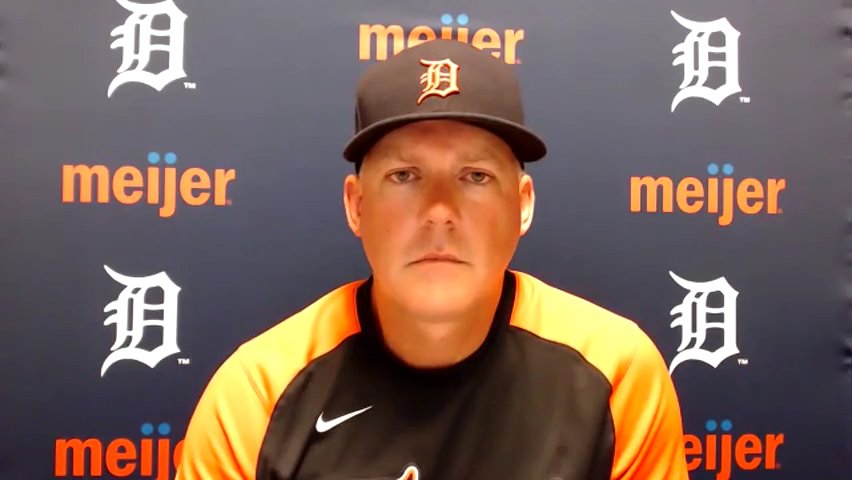 Detroit Tigers manager AJ Hinch after 9-8 loss: 'It's a bad loss'