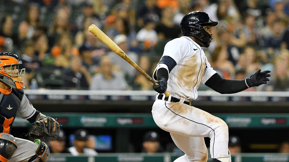 Slowly but surely, rookie Akil Baddoo morphing into an everyday 'dude' for Tigers