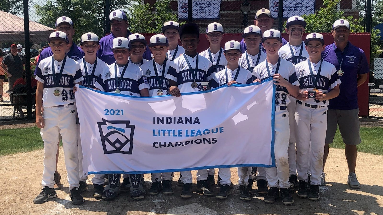 Little League baseball: Brownsburg wins state title, advances to Great Lakes tournament