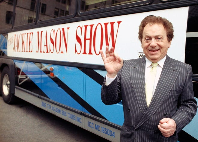Actor / comedian Jackie Mason was born in Sheboygan before moving to New York at the age of 5.