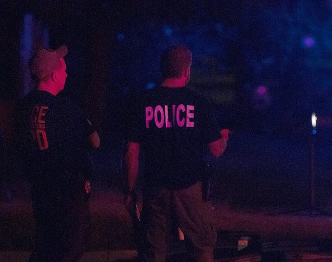 Wichita Falls emergency medics and police responded to a report of a gunshot victim on Avenue L near Taylor Street.