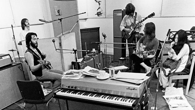 """""""The Beatles: Get Back"""" takes a deep dive into the lives and recording sessions of The Beatles in the lead-up to their rooftop set on Savile Row in January 1969."""