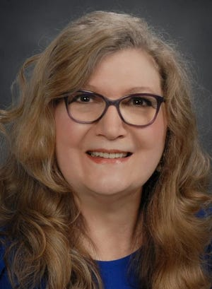 Akron Public Schools teacher Maggie Oliver is a finalist for Ohio's Teacher of the Year award.