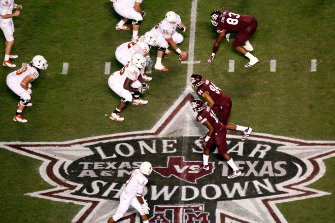 The Texas-Texas A&M rivalry game is one step closer its return after A&M regents said they will agree to let Texas and Oklahoma join the Southeastern Conference.