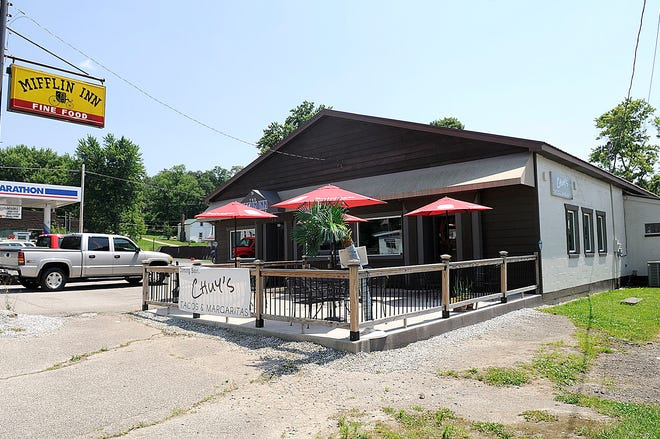 Chuy's Tacos and Margaritas is a new Mexican restaurant that opened in April in the former Mifflin Inn at 35 Maine St. in the village of Mifflin seen here on Monday, July 26,