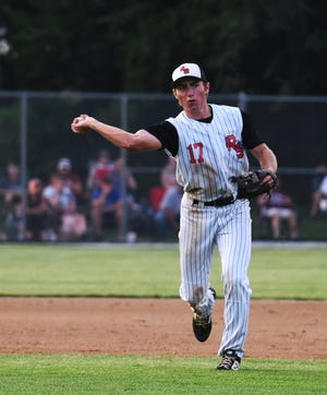Infielder Calvin Carew was one of nine Roland-Story players given all-Heart of Iowa Conference recognition by the conference coaches in 2021.