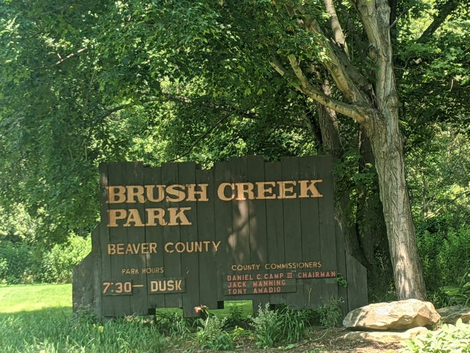 Brush Creek Park was closed to the public until further notice due to severe weather but will reopen later on Thursday August 26.