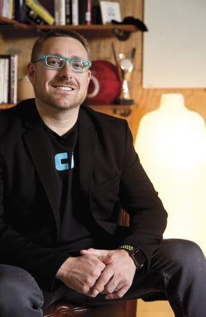 Sean Lane, CEO of Olive