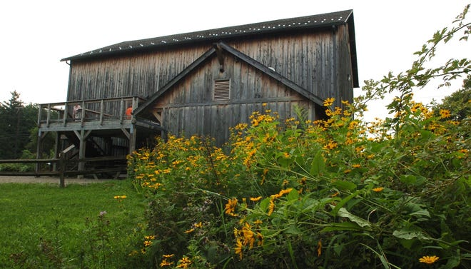 Explore local nature during a field-guide exhibit at Brown's Farm Barn, 5774 Sterrettania Road Thursday and Saturday.