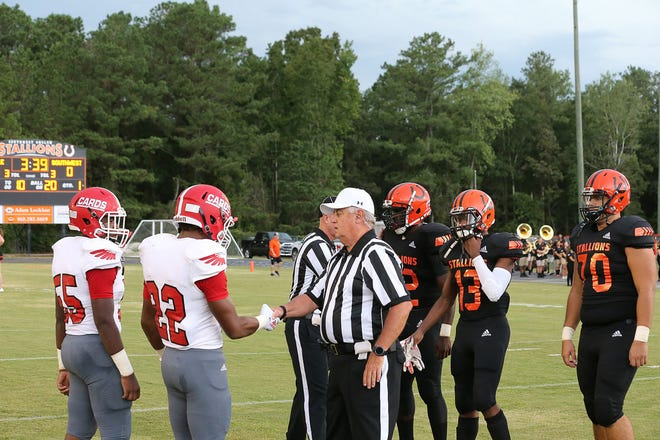 Jacksonville and Southwest will meet Aug. 20 in the football season opener.