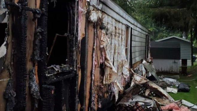 Former Framingham Parks Department employee's home burns. GoFundMe started