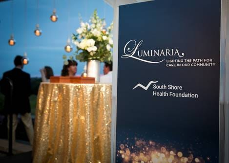 South Shore Health's Luminaria recently raised a record-breaking $345,000 for its Home Care Division, which includes Hospice of the South Shore and South Shore Visiting Nurses Association.