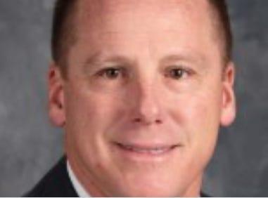 Kiowa County High School teacher and coach Travis Powell was recently announced as the 2021 KCA Girls' Track & Field Coach of the Year.