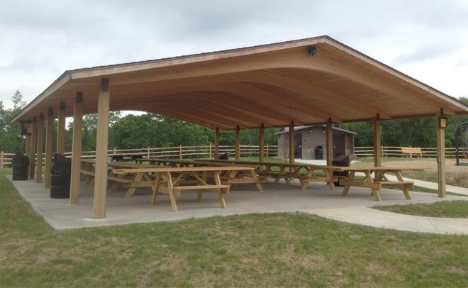 The South Central Regional Veterans Group is raising funds to support a pavilion, the group's last project at Veterans Memorial Park in Rolla.