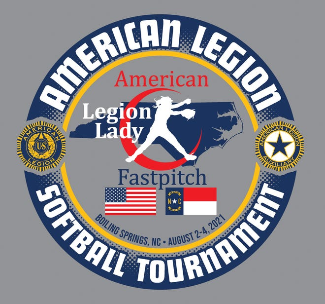 Lady Legion Softball Tournament will be held Aug. 2-4 at Crest High School in Boiling Springs.