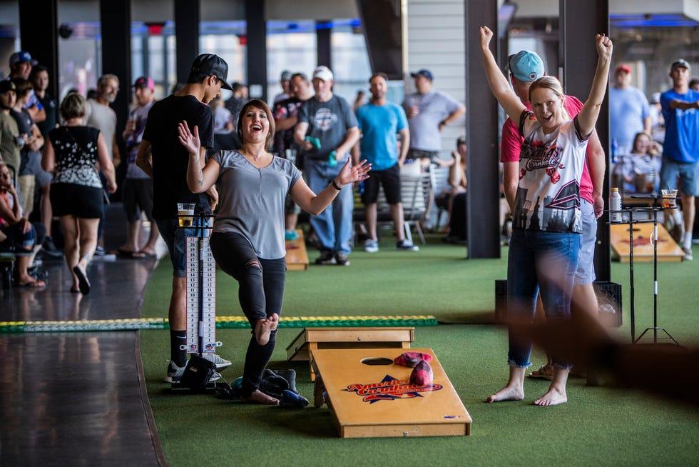 World Championships of Cornhole is at Bradenton Area Convention CenterJuly 26-31.
