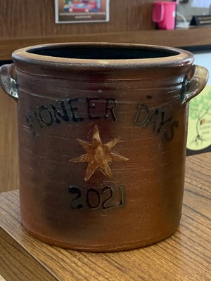 Crocks for the 2021 Pioneer Days event are being made in Holmes County this year.