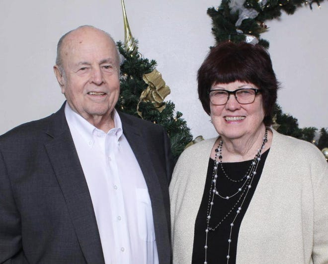 Fred and Barbara Holmes will receive the Taft College Foundation's Community Spirit Award.