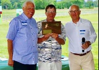 Pictured from left: Steve Levitsky, David Robertson and Karl Kussin.