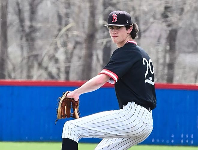 Brandon High School pitcher Nathan Griffith, 17, drowned Sunday while fishing with friends on the Ross Barnett Reservoir.