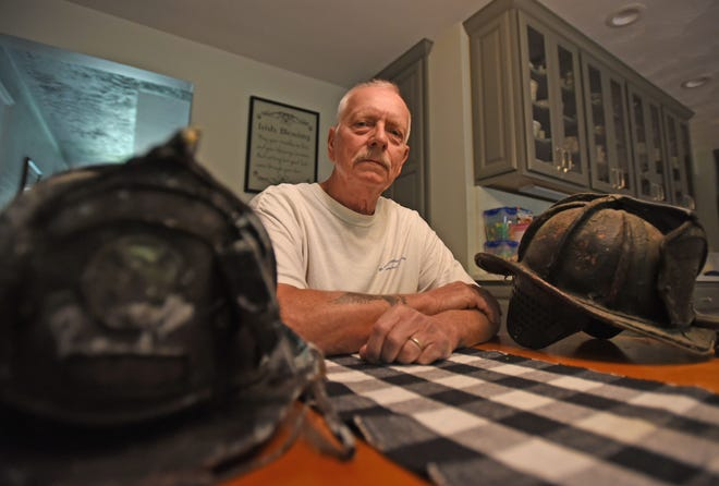 Capt. Dan Krizan recently retired from the Mansfield Fire Department after 44 years of service.
