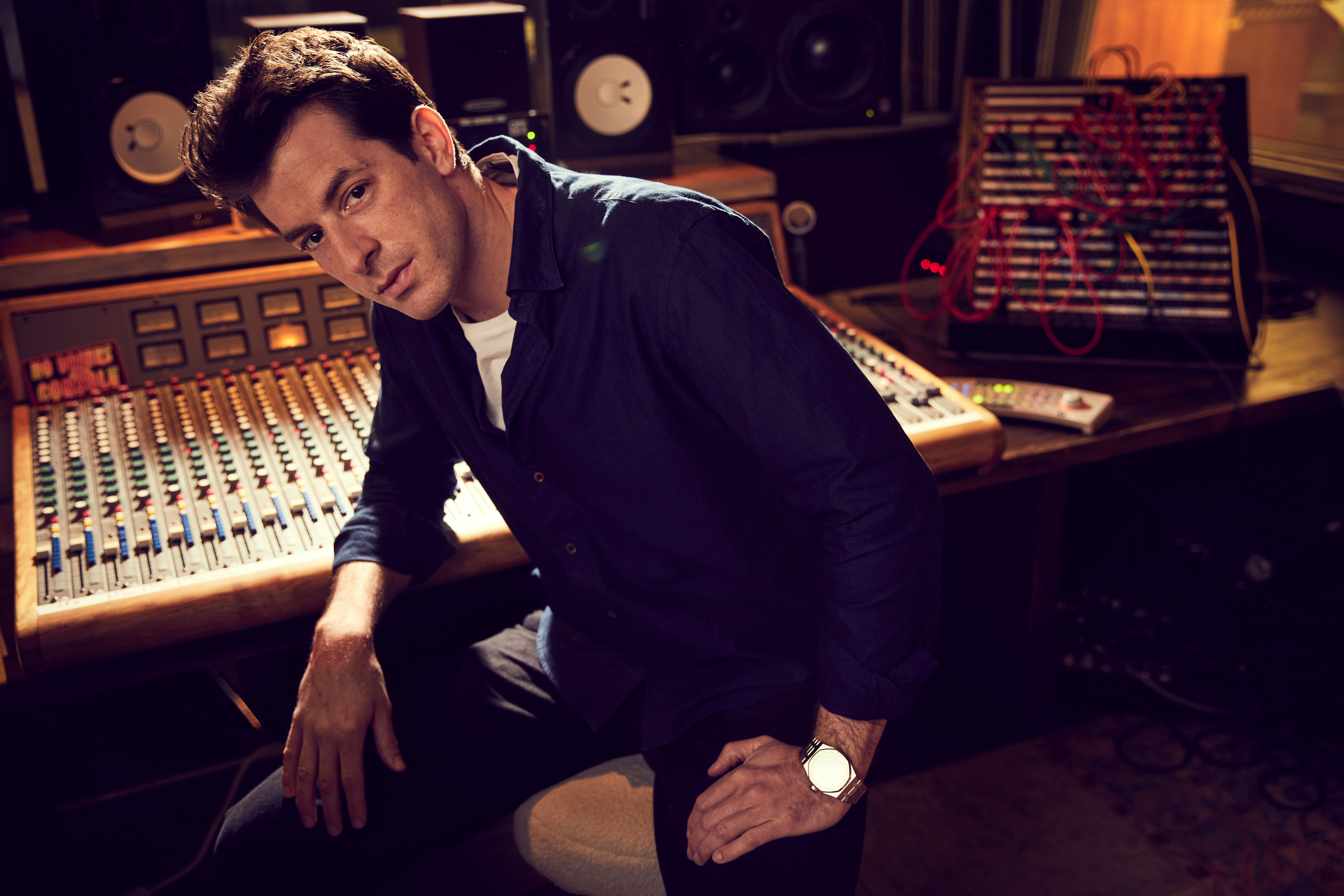Mark Ronson talks music technology and how geniuses like Prince and Paul McCartney use it