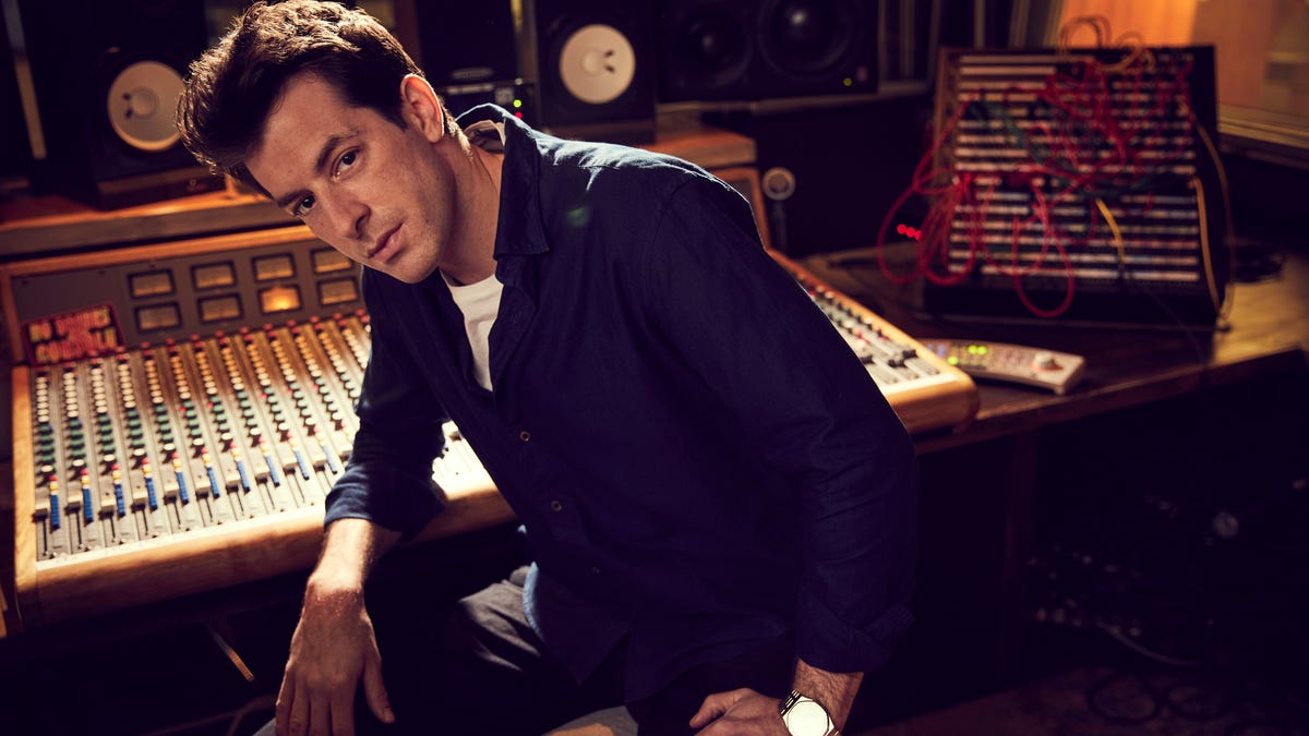 Mark Ronson says Kanye West changed his mind about Auto-tune
